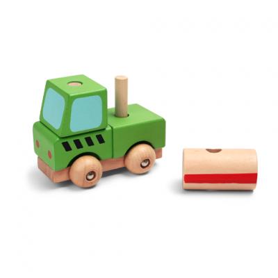 Skladacie drevené auto - Domiešavač