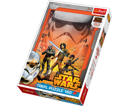 Puzzle 160 Star Wars  Rebels