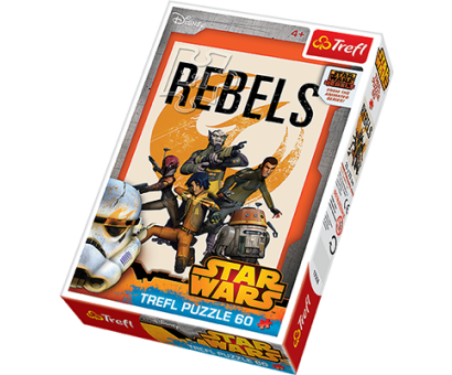 Puzzle 60 Star Wars Rebels